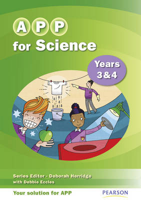 APP for Science Years 3 & 4 by Deborah Herridge