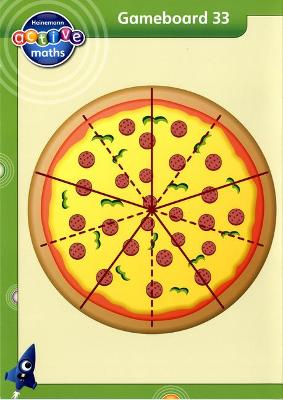 Heinemann Active Maths - First Level - Exploring Number - Gameboards by Amy Sinclair