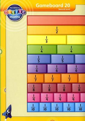 Heinemann Active Maths - Second Level - Exploring Number - Gameboards by Amy Sinclair
