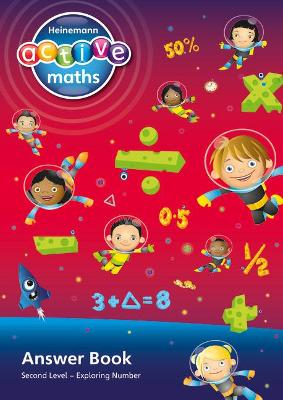 Heinemann Active Maths - Second Level - Exploring Number - Answer Book by