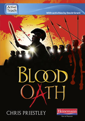 Blood Oath ActiveTeach CD-ROM (HEROES) by David Grant