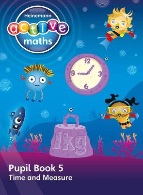 Heinemann Active Maths - Beyond Number - First Level - Pupil Book Pack x16 by Lynda Keith, Steve Mills, Hilary Koll