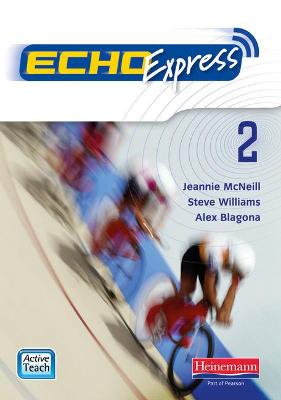 Echo Express 2 Active Teach CD-ROM by Michael Wardle