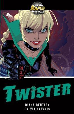 Rapid Plus 4B Twister by Sylvia Karavis, Diana Bentley