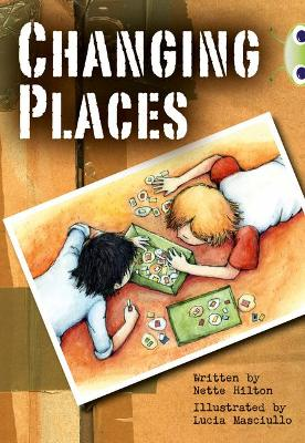 BC Brown A/3C Changing Places by Nette Hilton