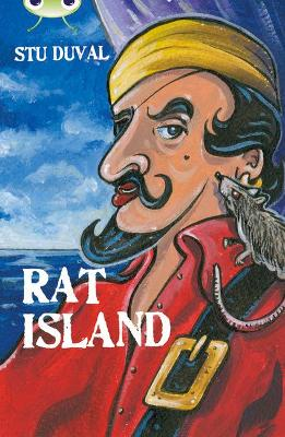 BC Grey B/3B Rat Island by Stu Duval