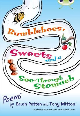 BC Lime A/3C Bumblebees, Sweets and a See-Through Stomach by Tony Mitton, Brian Patten