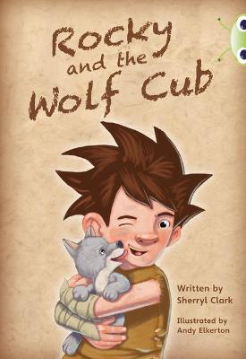 BC Lime A/3C Rocky and the Wolf Cub by Sherryl Clark