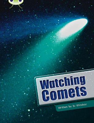 BC NF Lime B/3C Watching Comets by Jo Windsor