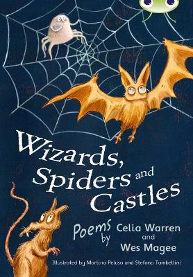 BC White A/2A Wizards, Spiders and Castles by Wes Magee, Celia Warren