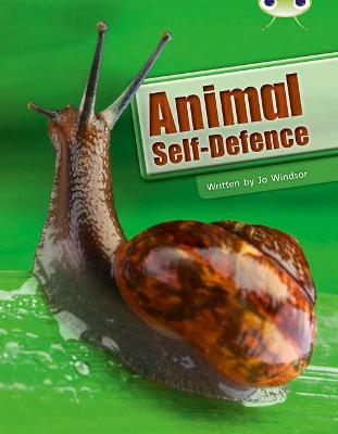 BC NF White B/2A Animal Self-defence by Jo Windsor