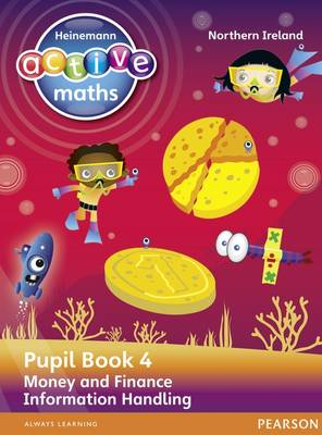 Heinemann Active Maths NI KS2 Beyond Number Pupil Book 8 Class Set by Lynda Keith, Steve Mills, Hilary Koll