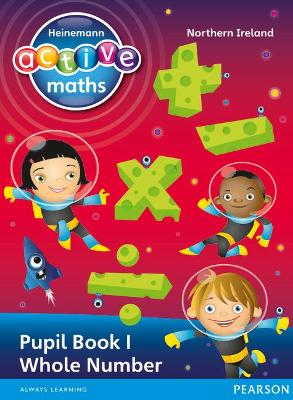 Heinemann Active Maths NI KS2 Exploring Number Pupil Book 8 Class Set by Amy Sinclair, Peter Gorrie