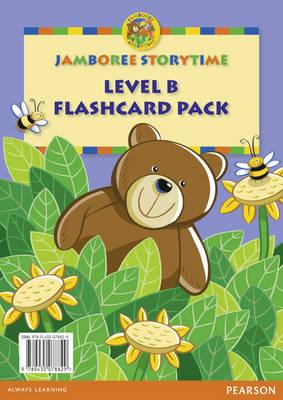 Jamboree Storytime Level B: Flashcard Pack by