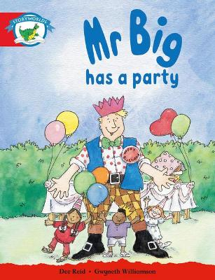 Literacy Edition Storyworlds Stage 1, Fantasy World, Mr Big Has a Party by