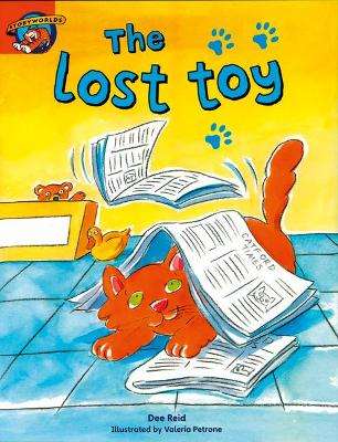 Literacy Edition Storyworlds Stage 1, Animal World, The Lost Toy by