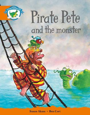 Literacy Edition Storyworlds Stage 4, Fantasy World Pirate Pete and the Monster by