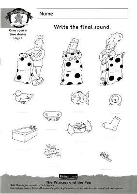 Storyworlds Yr1/P2 Stage 6 Easy Order Workbook Pack by