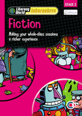 Literacy World Interactive Stage 2 Fiction: Software Multi User by