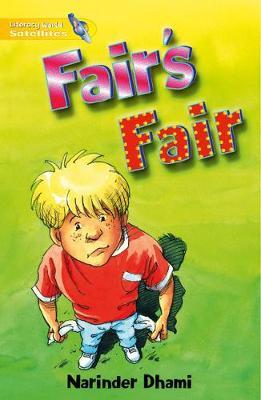 Literacy World Satellites Fiction Stg 1 Fair's Fair by
