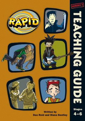 Rapid Stages 4-6 Teaching Guide (Series 2) by