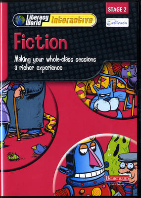 Literacy World Interactive Stage 2 Fiction Single User Pack Version 2 Framework by