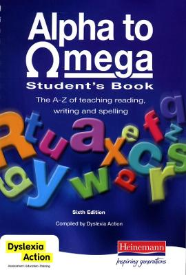 Alpha to Omega Student's Book by Beve Hornsby, Frula Shear, Julie Pool