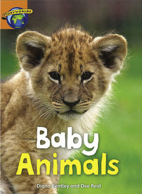 Fact World Stage 4: Baby Animals by Dee Reid, Diana Bentley