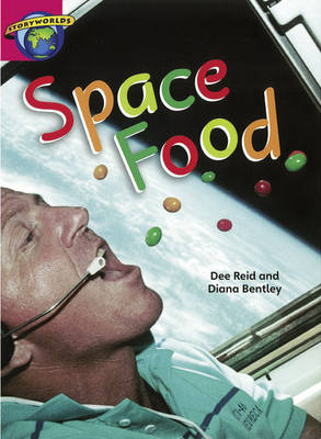 Fact World Stg 5: Space Food by