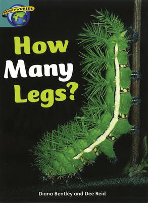 Fact World Stage 6: How Many Legs? by