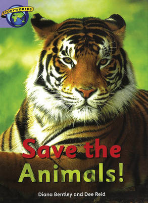Fact World Stage 8: Save the Animals! by