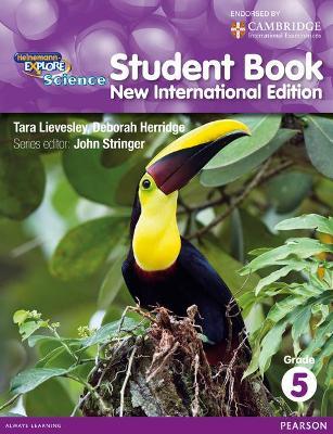 Heinemann Explore Science 2nd International Edition Student's Book 5 by John Stringer, Deborah Herridge