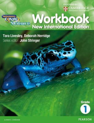 Heinemann Explore Science 2nd International Edition Workbook 1 by John Stringer, Deborah Herridge