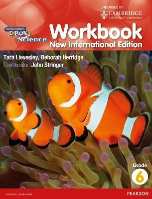 Heinemann Explore Science 2nd International Edition Workbook 6 by John Stringer, Deborah Herridge