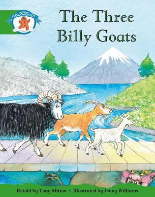 Literacy Edition Storyworlds Stage 3: Three Billy Goats by