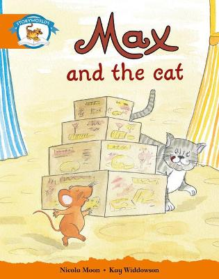 Literacy Edition Storyworlds Stage 4, Animal World, Max and the Cat by