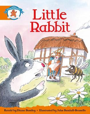Literacy Edition Storyworlds Stage 4, Once Upon A Time World, Little Rabbit (single) by