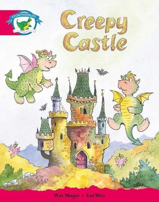 Literacy Edition Storyworlds Stage 5, Fantasy World, Creepy Castle by