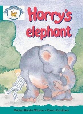 Literacy Edition Storyworlds Stage 6, Animal World, Harry's Elephant by Robina Willson