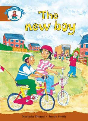 Literacy Edition Storyworlds Stage 7, Our World, The New Boy by
