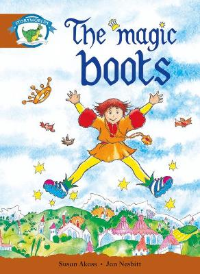 Literacy Edition Storyworlds Stage 7, Fantasy World, The Magic Boots by