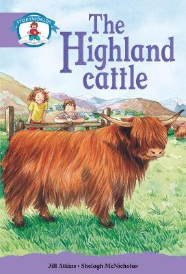 Literacy Edition Storyworlds Stage 8, Our World, Highland Cattle by