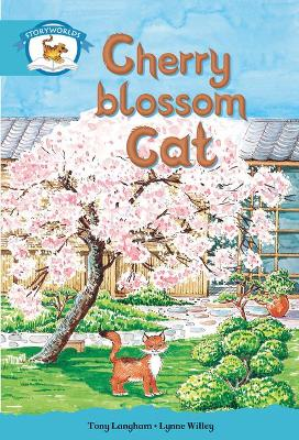 Literacy Edition Storyworlds Stage 9, Animal World, Cherry Blossom Cat by