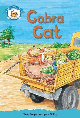 Literacy Edition Storyworlds Stage 9, Animal World, Cobra Cat by Tony Langham