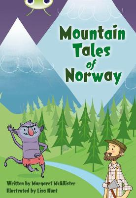 BC Brown A/3C Mountain Tales of Norway by Margaret McAllister