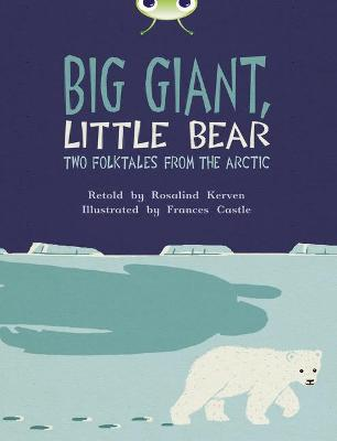 BC Brown B/3B Big Giant, Little Bear by Rosalind Kerven