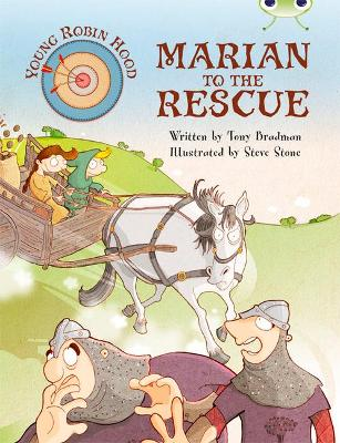 BC Purple A/2C Young Robin Hood: Marian to the Rescue by Tony Bradman