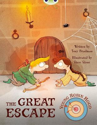 BC Purple B/2C Young Robin Hood: The Great Escape by Tony Bradman
