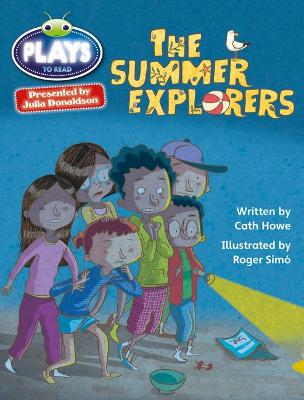 BC JD Plays Grey/3A-4C The Summer Explorers by Cath Howe