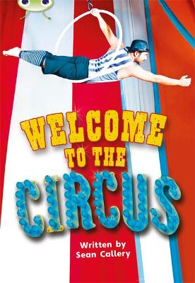 BC NF Turquoise A/1A Welcome to the Circus by Sean Callery